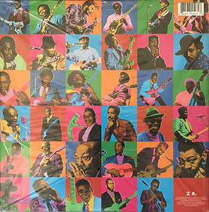 jimi hendrix family edition  / blues