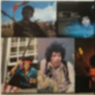 jimi hendrix collector vinyls lps albums/cry of love norway 1971