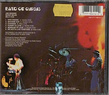jimi hendrix cd album/band of gypsys 25th anniversary