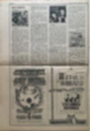 jimi hendrix newspaper/rolling stone 24/2/68