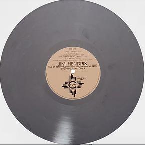 jimi hendrix collector vinyls lp bootlegs /side 1 /  live at berkeley community theatre