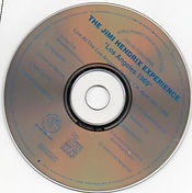 jimi hendrix cd bootlegs 1969/los angeles 1969
