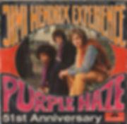 jimi hendrix vinyls singles 1967/purple haze