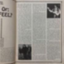 jimi henrix magazine/hullabaloo august 1968