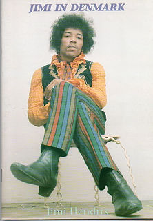 jimi hendrix cd unofficial  univibes booklet
