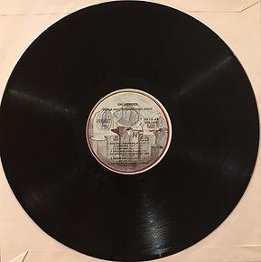 jimi hendrix collector vinyls lp album record/guitar hero  side 2 first pressing 1977