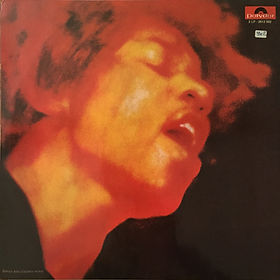 jimi hendrix rotily vinyls collector/electric ladyland 1973 germany