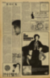 jimi hendrix newspaper 1968/los angeles free press 13/9/68 :electric ladyland AD