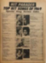 jimi hendrix newspapers 1969
