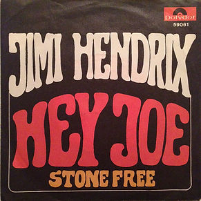 hendrix rotily vinyl/stone free