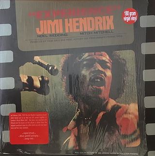 jimi hendrix vinyls collector 1969/ experience part one / italy