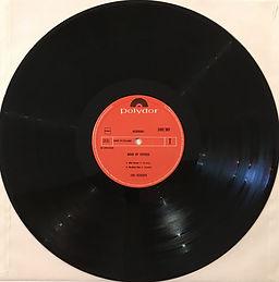 jimi hendrix vinyl /band of gypsys 1978
