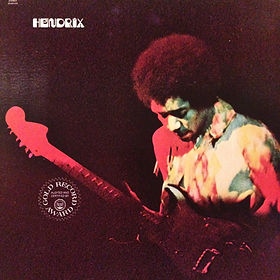 jimi hendrix collector vinyls/LP/albums/band of gypsys 1975  usa