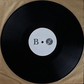 jimi hendrix bootlegs vinyls 1970 /  cbm  :  hendrix rainbow bridge  / side 2
