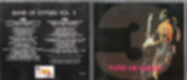 jimi hendrix bootlegs cds 1969/  band of gypsies vol.3