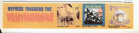 jimi hendrix magazines 1967/billboard sept. 2, 1967