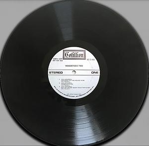 disc1/side 1/ woodstock two 1971 promotion  jimi hendrix album vinyls