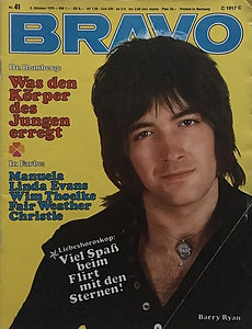 jimi hendrix magazines 1970 death/ bravo : october 5, 1970