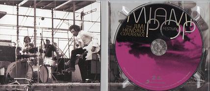 miami pop festival family edition/jimi hendrix collector