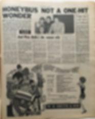 jimi hendrix newspaper/new musical express may 11 1968