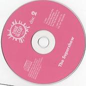 jimi hendrix bootleg cds/disc 2 / the supershow'69
