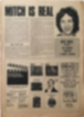 jimi hendrix collector newspapers/record mirror 9/9/1967 mitch is real