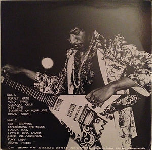 10 years after/jimi hendrix collector rotily patrick