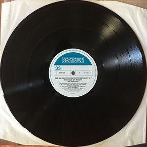 jimi hendrix album vinyl LPs/isle of wight australia side 2   1975