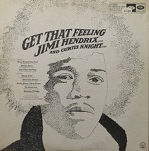 jimi hendrix vinyl lp album/get that feeling usa 1967