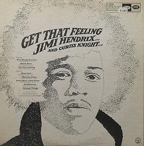 jimi hendrix vinyl lp album/get that feeling usa 1967