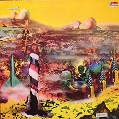 jimi hendrix rotily vinyls collector/electric ladyland part 1 holland 1973
