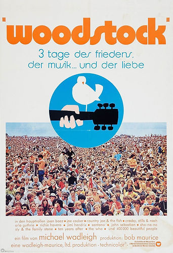 jimi hendrix memorabilia / woodstock poster