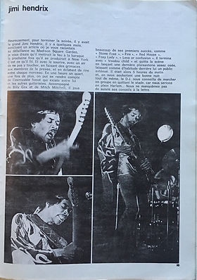 jimi hendrix magazines 1970 / best september 1970