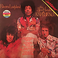 """jimi hendrix vinyls collector / electric ladyland  italy 1988 """"successo"""""""