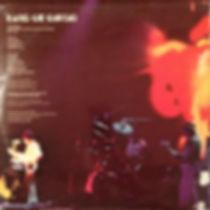 jimi hendrix rotily vinyl/ band of gypsys first pressing 1970