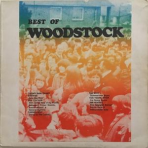 jimi hendrix vinyls bootleg album/ best of woodstock