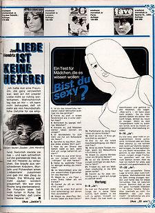 jimi hendrix collector magazine/bravo N°40 25 september 1967 article jimi hendrix