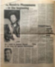 the hendrix phenomena - in the begenning november 9 1968/disc & music echo