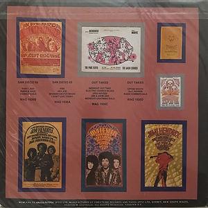 jimi hendrix vinyl bootlegs /midnight magic