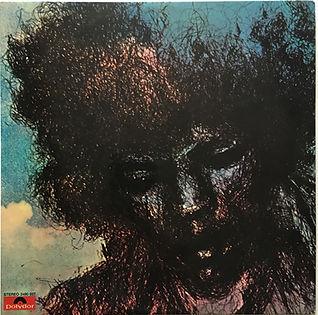 jimi hendrix vinyl album/cry of love greece
