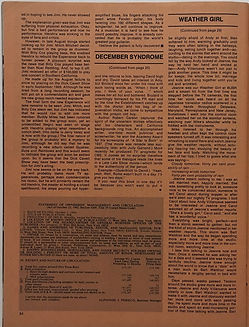 jimi hendrix magazines 1970 / sir !  / march  1970