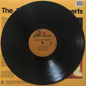 jimi hendrix vinyls album / jimi hendrix concert : side 3  reprise records