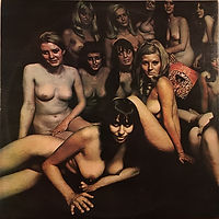 jimi hendrix collector rotily vinyls/ electric ladyland spanish  1977