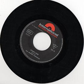jimi hendrix rotily vinyl/stone free
