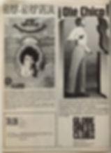 jimi hendrix magazine/pop july 1968/AD: go pop special programmheft