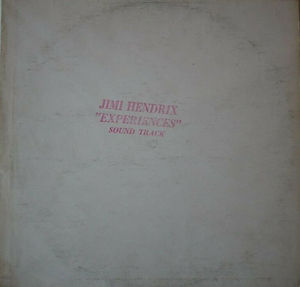 jimi hendrix vinyls bootlegs lp / experience sound track