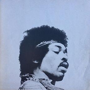 jimi hendrix collector vinyls/ starportrait  1970 germany