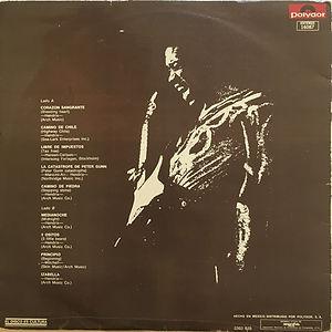 jimi hendrix vinyls /war heroes mexico 1972