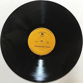 jimi hendrix vinyl bootleg/side 4 : the good die young