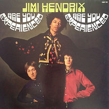 jimi hendrix collector rotily vinyls / are you experienced reissue 1978 france